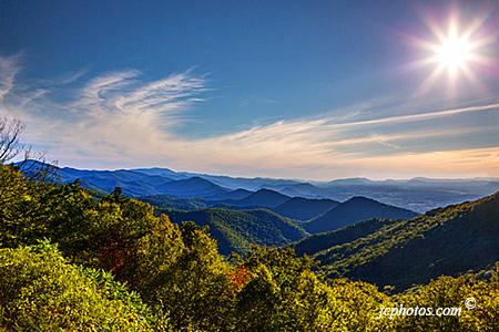 Uva University Of Virginia Pictures Blue Ridge Mountain